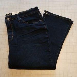 Universal Thread Kick Boot Crop Jeans Size 18